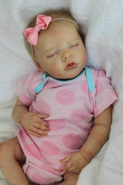 Custom Twin B Reborn Doll Newborn Size By Summerfield
