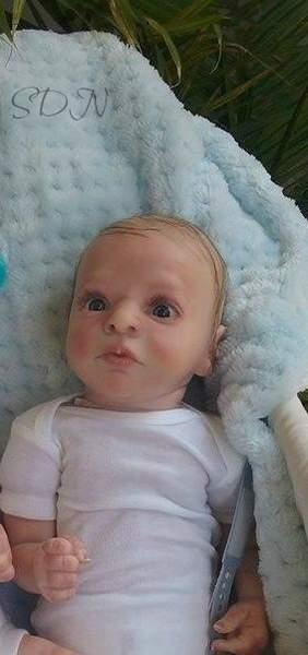 Thomas Awake By Southern Distressed Nursery Reborns Com