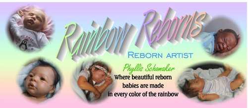 Rainbow Reborns Reborns And Reborn Baby Dolls