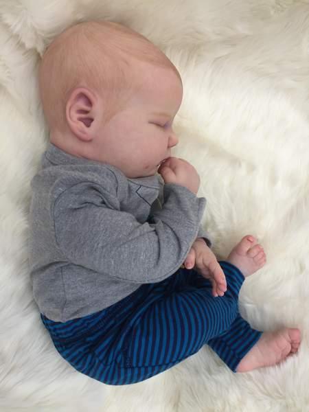 Baby Landon By Swaddle Me Nursery Reborns Com